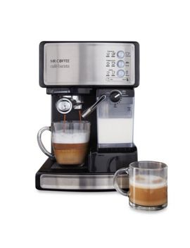 Mr. Coffee® Cafe Barista Bvmc Ecmp1000 Espresso Maker by Bed Bath And Beyond