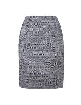 Belva Tweed Pencil Skirt by L.K.Bennett