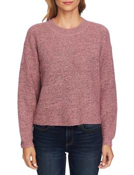 Ribbed Pullover by Cece