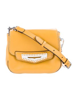 Leather Crossbody Bag by Tod's