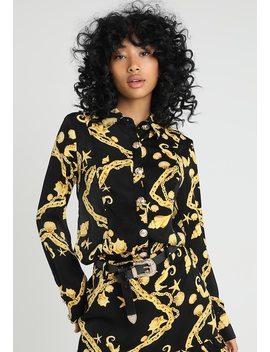 Chain Fringe Western   Skjorte by Honey Punch