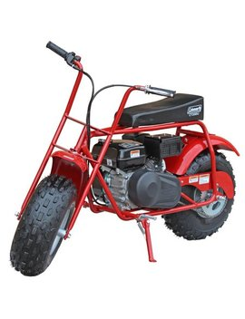 Coleman Ct200 U A Trail 196cc Gas Powered Mini Bike by Coleman Power Sports