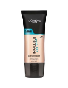 L'oreal Paris Infallible Pro Glow Foundation, Classic Ivory by L'oreal Paris