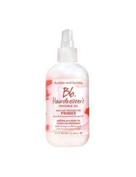 Bumble And Bumble Hairdresser's Invisible Oil Primer 250ml by Bumble And Bumble
