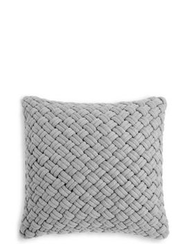 Jersey Weave Cushion by Marks & Spencer