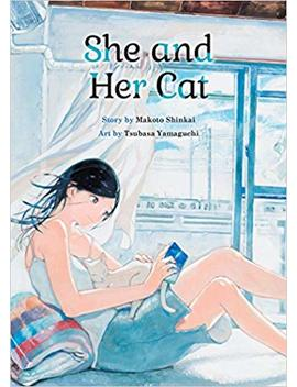 She And Her Cat by Makoto Shinkai