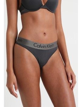 Dual Tone    G Strenge by Calvin Klein Underwear