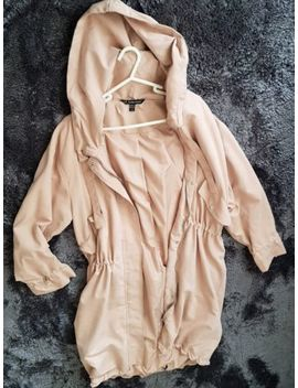 Peachy/Pink Zara Coat. Size Small To Medium by Ebay Seller