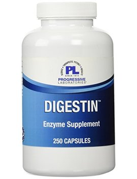 Progressive Labs Digesting Supplement, 250 Count by Progressive Labs
