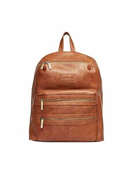 The Honest Company City Backpack, Cognac by The Honest Company