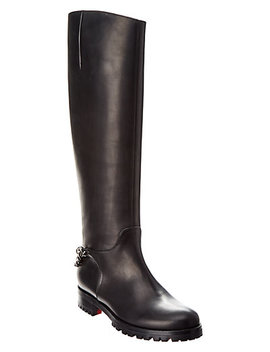 Christian Louboutin Chroce Cate 20 Leather Boot by Christian Louboutin