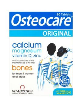 Vitabiotics Osteocare   90 Tablets by Osteocare