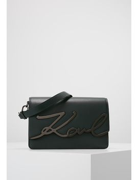Signature   Borsa A Tracolla by Karl Lagerfeld