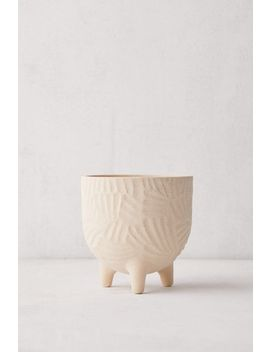 """Sita 8"""" Textured Planter by Urban Outfitters"""