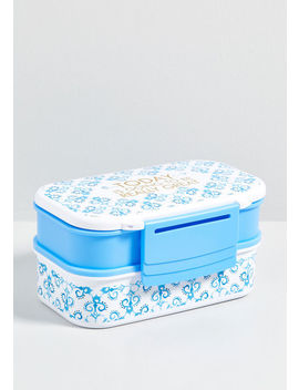 Today Is Really Great Bento Box by Modcloth