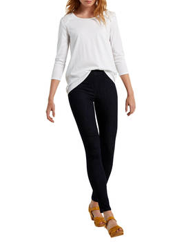 White Stuff Regular Hazel Jeggings, Denim Blue by White Stuff