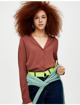 Basic Langarmshirt by Pull & Bear