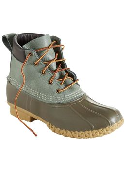 "Women's Limited Edition Luxe L.L.Bean Boot, 6"" Padded Collar by L.L.Bean"