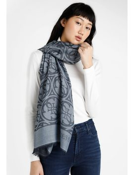 Heritage Pop Scarf    Sciarpa by Guess