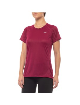 Saucony Hydralite Shirt   Short Sleeve (For Women) by Saucony