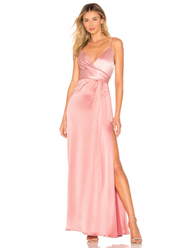 Side Draped Gown by Jill Jill Stuart