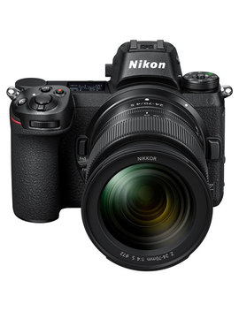 Nikon Z6 Mirrorless Camera With Nikkor Z 24 70mm Lens Kit by Nikon