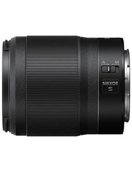 Nikon Nikkor Z 35 Mm F/1.8 S Lens   Black by Nikon