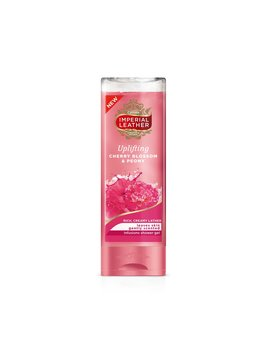 Imperial Leather Shower Gel Cherry Blossom And    Peony 250ml Imperial Leather Shower Gel Cherry Blossom And    Peony 250ml by Wilko