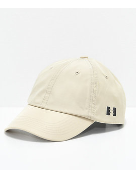 The Hundreds Rev Khaki Strapback Hat by The Hundreds