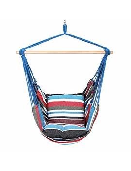 Blissun Hammock Chair, Hanging Chair, Swing Chair (Cool Breeze) by Blissun