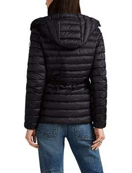 Raie Down Quilted Tech Taffeta Puffer Jacket by Moncler
