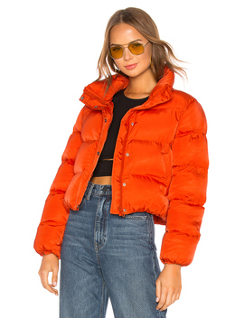 Starburst Puffer Jacket by Lovers + Friends