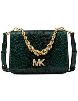 Mott Python Chain Shoulder Bag by Michael Michael Kors