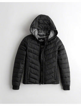 Lightweight Puffer Jacket by Hollister
