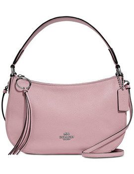 Sutton Crossbody In Polished Pebble Leather by Coach