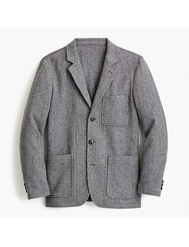 Wallace & Barnes Knit Blazer by J.Crew