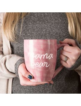 Mama Bear 20oz Mug by Pier1 Imports