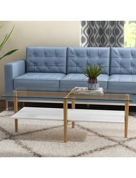 George Oliver Saul Coffee Table & Reviews by George Oliver