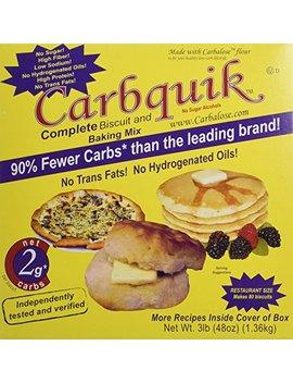 Carbquik Baking Biscuit Mix (48oz) by Carbquik