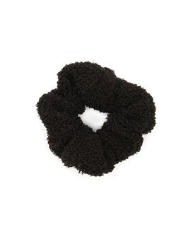 Loop Knit Hair Scrunchie by Forever 21