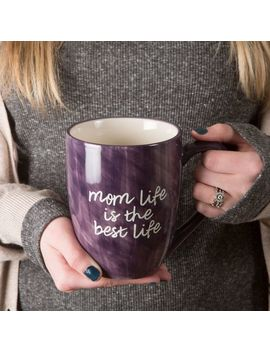 Mom Life Is The Best Life 20oz Mug by Pier1 Imports