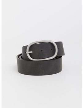 Dark Brown & Black Faux Leather Reversible Belt by Torrid