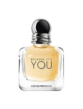 Emporio Armani Because It's You Eau De Parfum 50ml by Armani