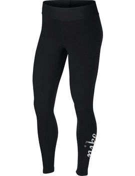Nike Women's Sportswear Leg A See Metallic Leggings by Nike
