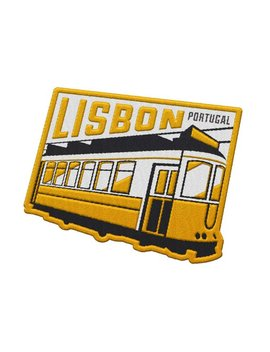 Lisbon Portugal Travel Patch by Etsy