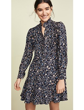 Long Sleeve Vivianna Dress by Rebecca Taylor