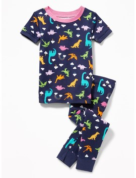 Dinosaur Sleep Set For Toddler & Baby by Old Navy