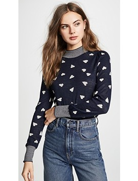 Speckled Sweater by Rebecca Taylor