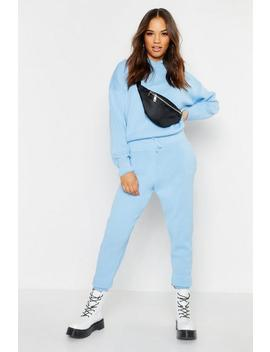 Hooded Knitted Set by Boohoo