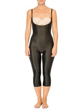 Suit Your Fancy Open Bust Shaper Catsuit by Spanx®